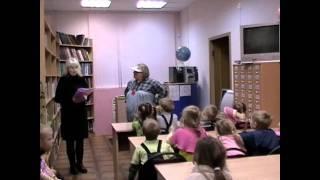 Экскурсия в библиотеку гр.10