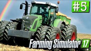 1 Milyon Euro HARCIYORUZ! | Farming Simulator 17 [Türkçe] #5