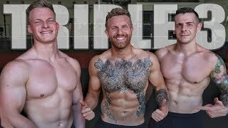Taking On CrossFit Workout Triple Three