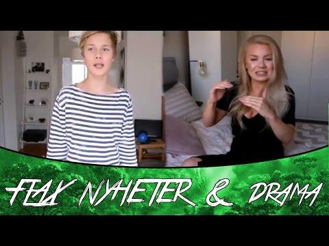 Daniel H Anorexia, Therese Lindgren Lön, Tova Helgesson Serie (Svenska youtube nyheter)