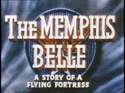 Memphis Belle (Actual WWII Combat Footage)