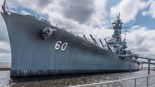 Most POWERFUL WWII Battleships!