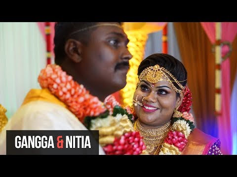 WEDDING HIGHLIGHTS   GANGGA & NITIA   BYOND PIX