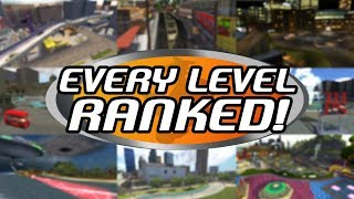 Every Tony Hawk Level RANKED - 165 Levels From Worst To Best