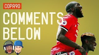 Video Man United Early Favourites To Win The Premier League | Comments Below download MP3, 3GP, MP4, WEBM, AVI, FLV Agustus 2017