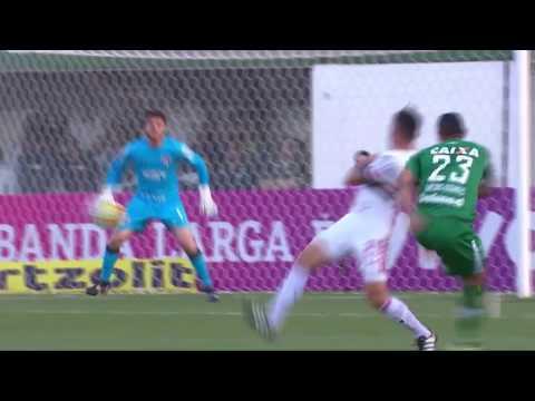 Melhores momentos Chapecoense 2 x 0 São Paulo pela 36ª rodada do Brasileirão 2016