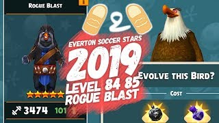 Angry Birds Evolution Everton Soccer Stars Cenk Tosun Rogue Blast Review Level 85 Gameplay
