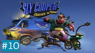 Sly Cooper: Thieves in Time -Part  10  - Walkthrough - On PS3 - PS4 Rental
