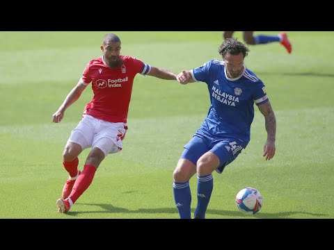 Nottingham Forest Cardiff Goals And Highlights
