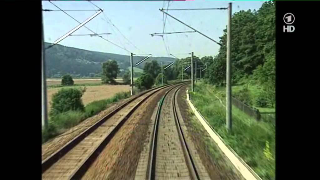 Deutschlands Schönste Bahnstrecken