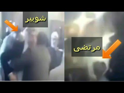 شاهد ماذا فعل شوبير بمرتضى منصور في اجتماع اتحاد كرة القدم المصري أمس