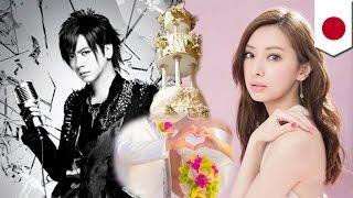 日本藝人北川景子和搖滾歌手DAIGO於1月11號登記結婚,兩人先是在戲中合...