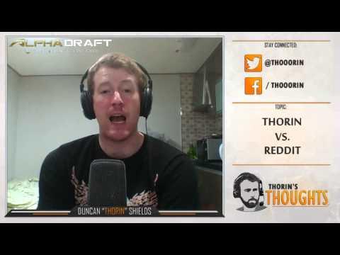 Thorin vs. Reddit - Episode 1 (LoL)