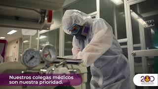 ¡Todos somos Colegio Médico del Perú!