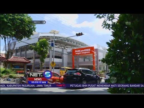 Pemerintah Kota Surabaya Hadirkan Park N'Ride - NET5