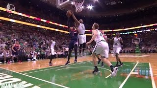 Boston Celtics Defensive Highlights vs Washington Wizards (04/30/2017)