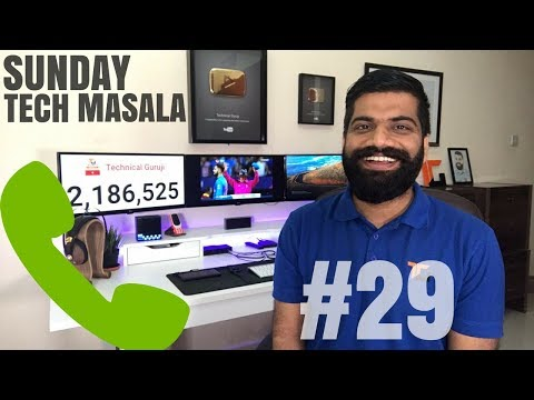 #29 Sunday Tech Masala - Live Calls!!!  📞 📞 📞
