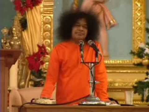 #SaiBabaspeech Sathya Sai Baba Speech - Pray To God Silently