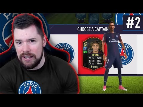 HIGHEST RATED DRAFT!! - #FIFA18 DRAFT TO GLORY #02