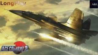 PS1 - Ace Combat 2 - LongPlay