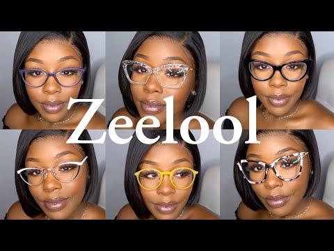 Affordable Prescription Glasses! Eyelash Friendly! Super Trendy Styles Accessories & Jewelry Zeelool