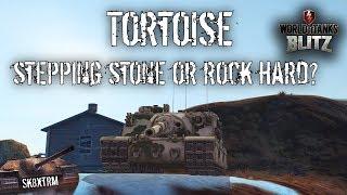 Tortoise - Stepping Stone or Rock Hard? - Wot Blitz