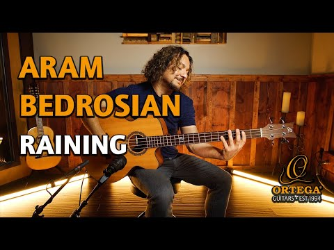 Aram Bedrosian | Raining On D538-4 | Ortega Guitars Nashville Session