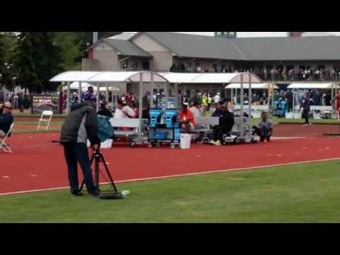 Wally Ellenson 1st attempt at 2.20M