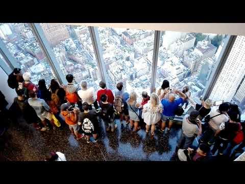 One world trade center restaurant, Freedom Tower ! 11 September 2017