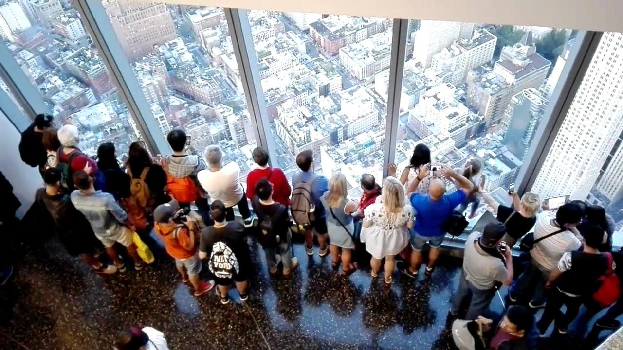 One world trade center restaurant, Freedom Tower ! 11 ...