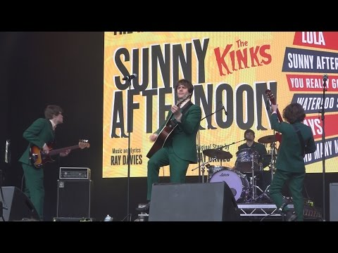 Sunny Afternoon - West End Live 2016  Part 6/26