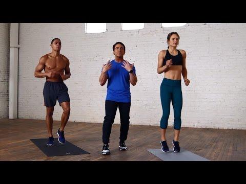 Bowflex® Bodyweight Workout | Six-Minute Full Body HIIT