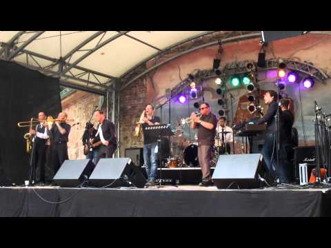 The Nicks (D) @ This Is Ska Festival - Rosslau 2015