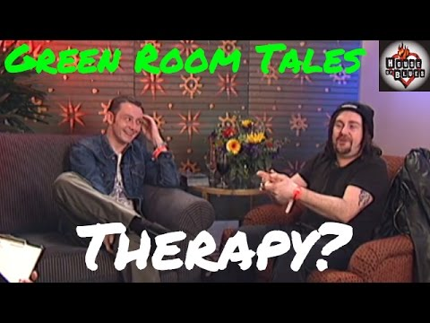 Therapy?   Green Room Tales   House of Blues