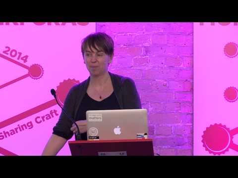 Monki Gras 2014: Leisa Reichelt on Government Digital Service, Revolution Not Evolution