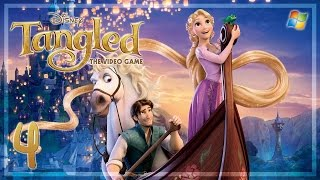 Disney Tangled: The Video Game - Part 4