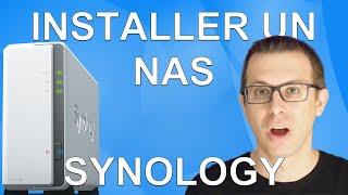 Installer facilement un NAS Synology