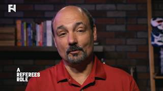 Jimmy Korderas: A Referee's Role of Communicating In-Ring  | Up Close