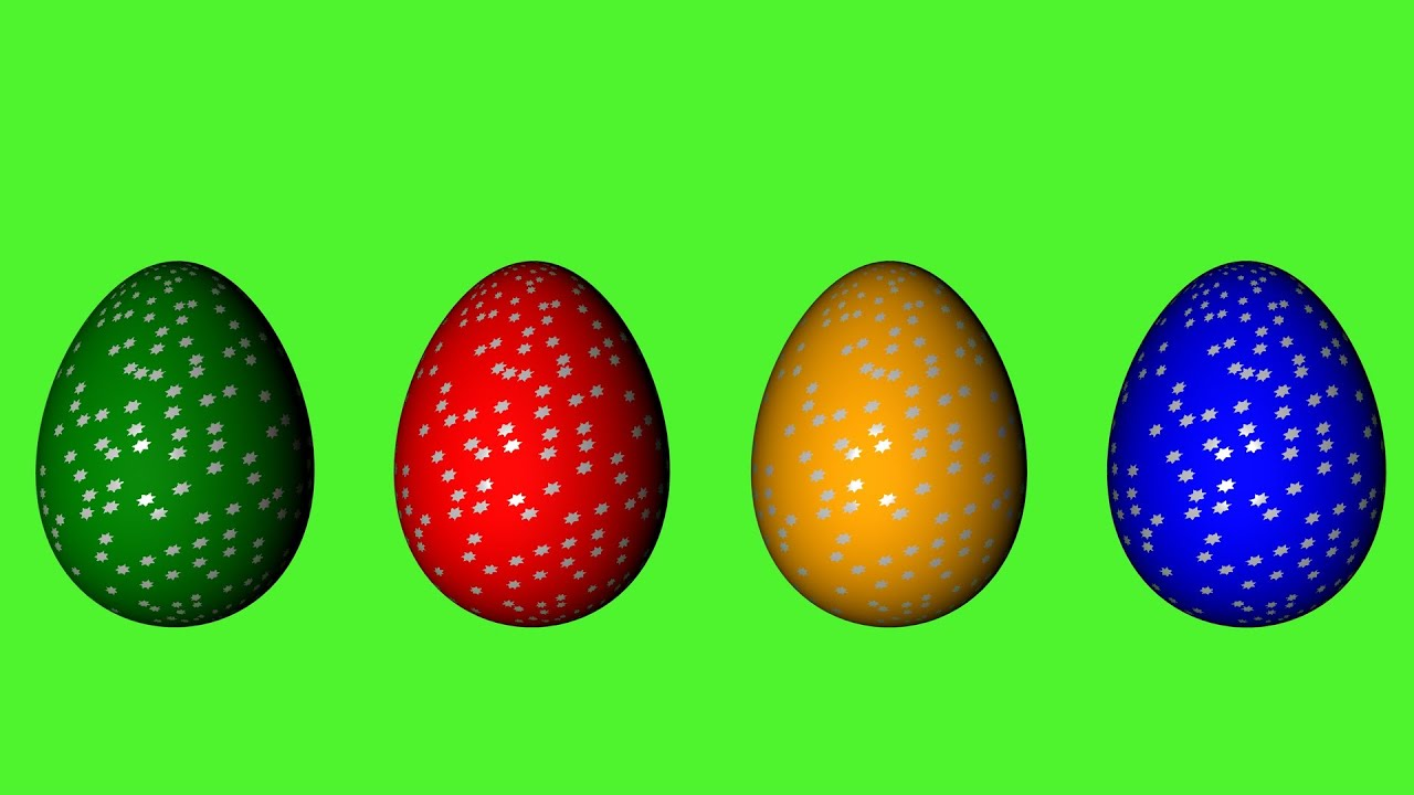 Cool Surprise Egg Learn A Letter Spelling Words that Start with