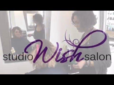 Blonde me up, take me out! Studio Wish Salon