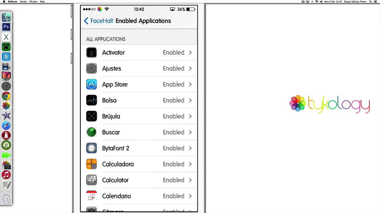 FaceHalt - Reproduce y pausa videos con tu cara (tweak) (Cydia)(iOS 7)