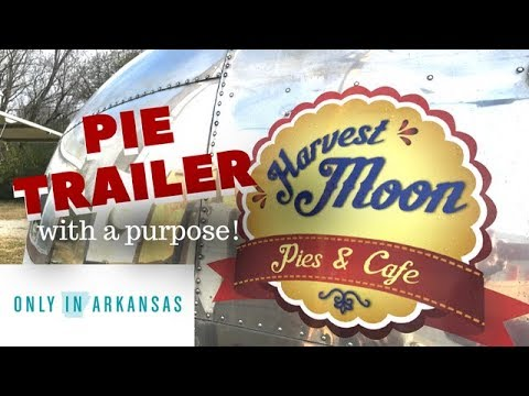 Harvest Moon Pies - Only in Arkansas