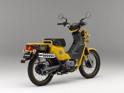 2018 honda super cub 110 motorbikes in japan youtube. Black Bedroom Furniture Sets. Home Design Ideas