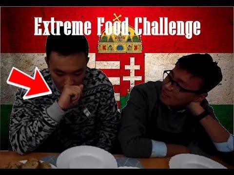 Extreme Food Challenge - Hungarian Christmas edition