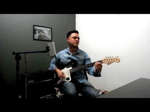 Luiz Ramos Jr - Born On The Bayou - Creedence cover