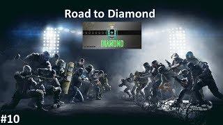 Rainbow Six Siege Road to Diamond Ep 10