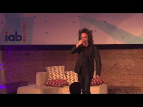 IAB Europe - Interact 2017 Keynote: David Shing, Digital Prophet, AOL