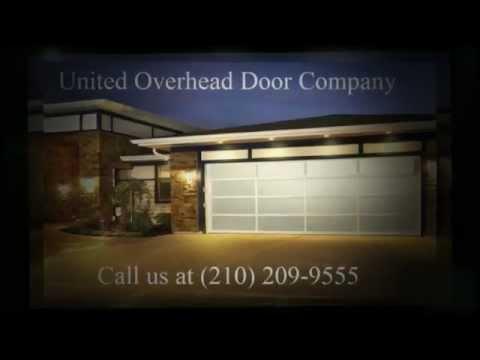 San Antonio Garage Doors By United Overhead Door Company (210) 209 9555