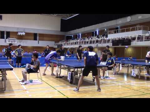 Toshima-ku Open 2014. Fagui vs Matsui