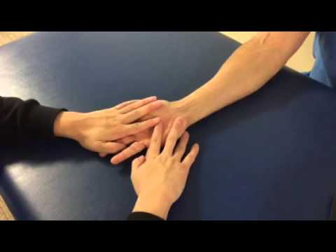 Therapeutic exercises for flexor tendon injuries
